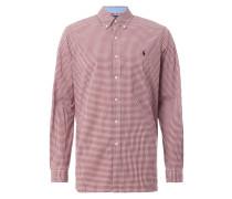 Modern Fit Hemd mit Button-Down-Kragen