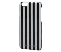 iPhone Case mit Streifenmuster