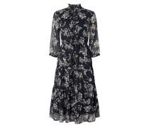 Kleid mit floralem Muster Modell 'Dino'