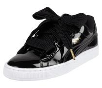 Sneaker in Lacklederoptik - Basket Heart Pat