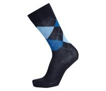 Socken mit Argyle-Muster Modell 'Manchester'