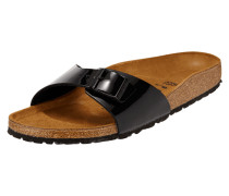 Sandalen 'Madrid BS' in Lackoptik