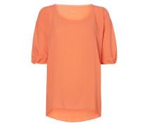 Oversized Blusenshirt aus leichtem Material