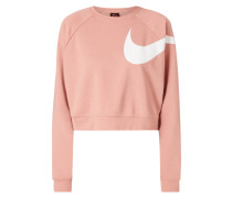 Cropped Sweatshirt mit Raglanärmeln - Dri-FIT