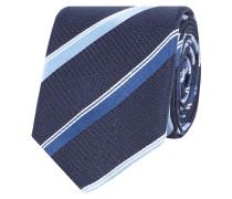 Krawatte mit Streifen-Dessin