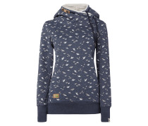 Hoody mit Pinguin-Muster