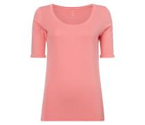 Shirt aus Baumwoll-Elasthan-Mix