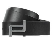 Ledergürtel mit Pinschließe Modell 'Icon'