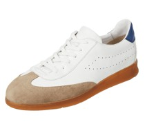 Sneaker aus Leder Modell 'Babylon'