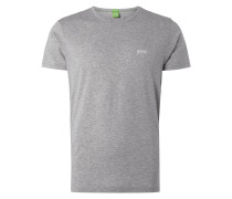 Modern Fit T-Shirt aus reiner Baumwolle