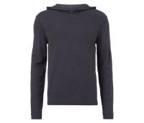 Sweatshirt mit ausgefransten Nahtabschlüssen
