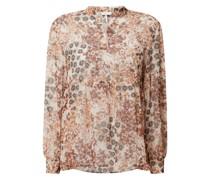 Blusenshirt mit floralem Muster Modell 'Citala'