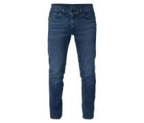 Line 8 Slim Straight Jeans Ot Blue Authentic L8