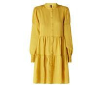 Kleid im Stufen-Look Modell 'Sun'
