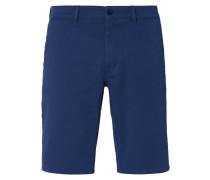 Slim Fit Shorts mit Stretch-Anteil