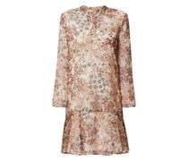 Kleid mit floralem Muster Modell 'Cidocks'