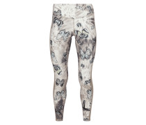 Leggings mit Schmetterlingsmuster
