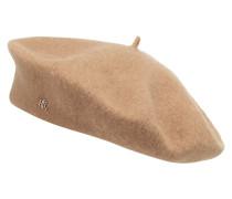 Baskenmütze aus reiner Wolle