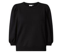 Sweatshirt aus Bio-Baumwolle Modell 'Nankita'