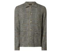 Jacke aus Flanell Modell 'Cimatty'