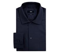 Comfort Fit Business-Hemd aus Baumwollmischung Modell 'Frederik'