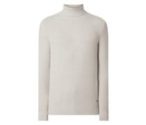Pullover aus Schurwollmischung Modell 'Hamilton'