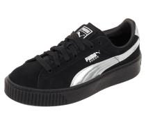 Sneaker aus Veloursleder - Puma Platform  Ex