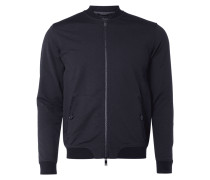 Bomber aus Sweat