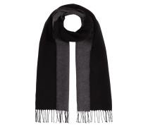 Schal aus Woll-Baumwoll-Mix