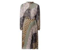 Kleid mit Mustermix Modell 'Carissa'