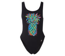 Badeanzug mit Ananas-Prints