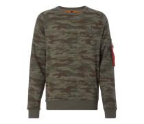 X-Fit Sweatshirt mit Ärmeltasche