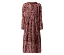Kleid aus Chiffon Modell 'Cuba'