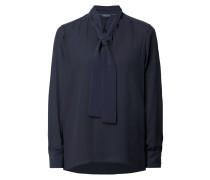 Blusenshirt mit gebundener Schluppe