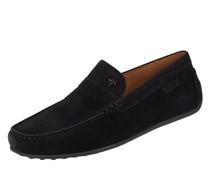 Loafer aus Leder Modell 'Velluto'