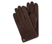 Handschuhe aus Nubukleder