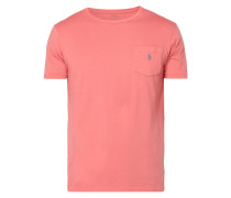 Slim Fit T-Shirt mit Brusttasche