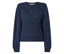 Pullover mit Woll-Anteil Modell 'Astan'