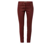 Coated Slim Fit 5-Pocket-Hose