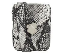Crossbody Bag in Snake-Optik Modell 'Tolla'