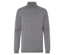Pullover aus Schurwolle mit Rollkragen
