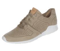 Sneaker 'Tye' aus Leder mit Perforierungen