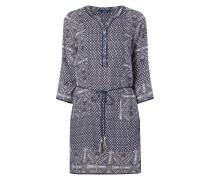 Kleid mit Ethno-Muster