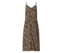 Kleid aus Viskose Modell 'Mille'