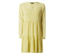 Kleid aus Chiffon