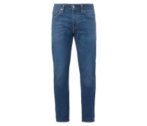 Rinsed Washed Slim Fit 5-Pocket-Jeans