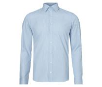 Body Fit Business-Hemd mit Streifenmuster