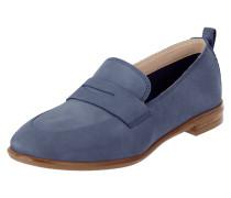 Loafers aus weichem Leder