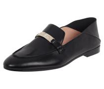 Loafer aus echtem Leder
