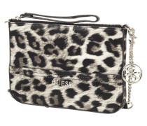 Crossbody Bag mit Leopardenmuster